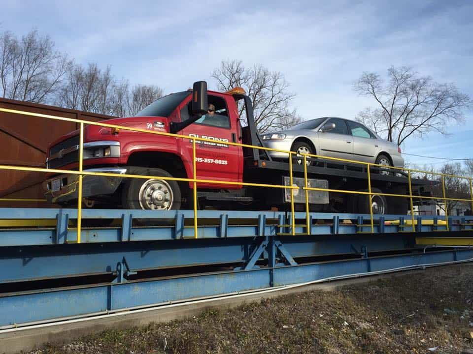 Tow-Truck-Scrapping-Vehicle